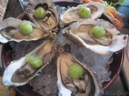 Ostriche perla di mojito
