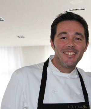 Lo chef Davide Palluda