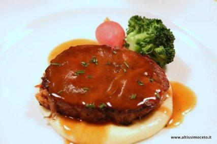 Viaggiatore Gourmet: Morbido di vitello mousseline di patate
