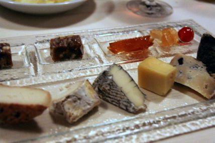Viaggiatore Gourmet: Selezione di formagggi