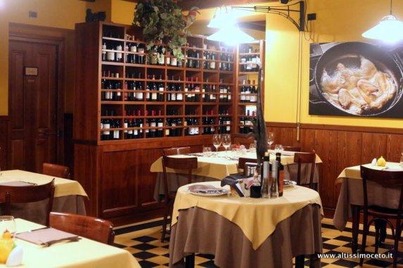 Viaggiatore Gourmet: la sala