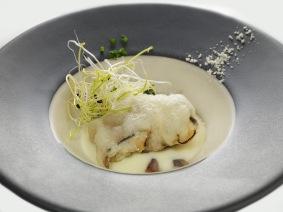 Ostrica, patata e cipolla